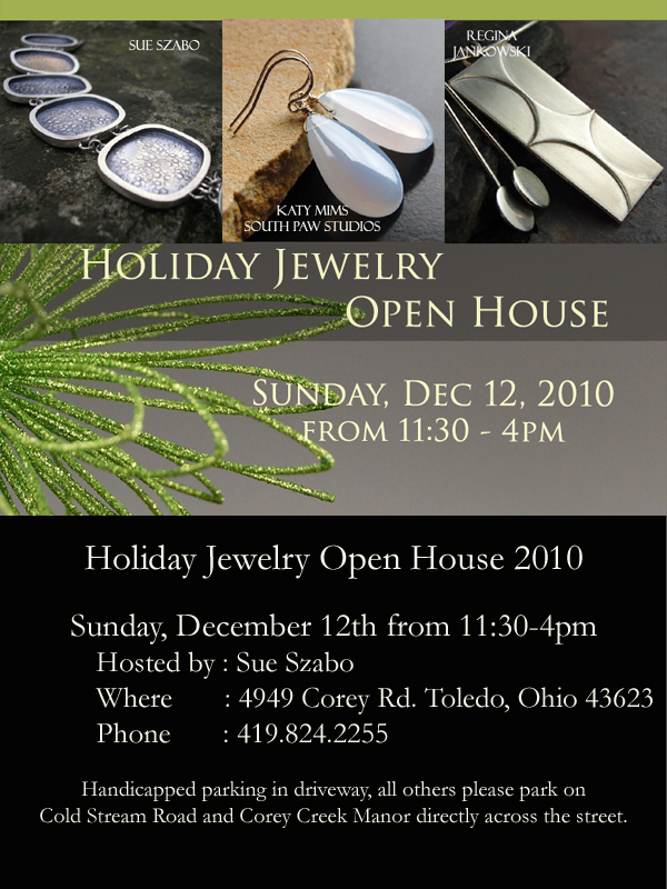 2010 holiday jewelry open house invitation image stopboris Image collections